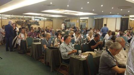Grafimedia at Advanced Course on Multimodality Detection and Diagnosis of Breast Diseases. Hotel Divani Caravel, June 3-5, 2016, ATHENS, Greece.